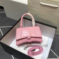 con scatola più nuova Top Quality Neo Classic Handle Bag Mini Women City S Borse Horse Glass Womens Messanger Borse Tote Crocodile