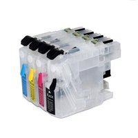 Ink Cartridges LC233 LC235 LC237 Refill Cartridge For Brother MFC-J5720 MFC-J4120 MFC-J5620 MFC-J5320 Printer