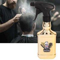 Storage Bottles & Jars High Pressure Salon Hair Spray Bottle Hairdressing Styling Barber Tool Refillable Water Sprayer Empty
