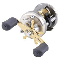 Baitcasting Reels Shimano Cardiff 200A 201A 300A 301A 400A 401A Fishing Reel 4+1BB 5.8:1 Saltwater TROLLING Drum