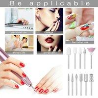 Nail Drill & Accessories Professional Electric Pen Manicure Machine Portable File Grinder Pedicure Tools Set Art Kit