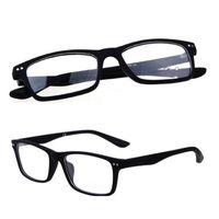 الكلاسيكية أزياء العلامة التجارية النظارات إطارات الأسود خلات النظارات البصرية إطارات 8145