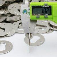 Beer bottle opener wine cap DIY openers accessories metal material Dining Kitchen Tools T2I52811