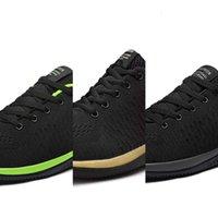 Sapatos casuais fkoi mixidelai luz nova lac-up malha sapatos homens casual peso confortável respiração caminhando sapatilhas tênis feminino zapatos 7tbd