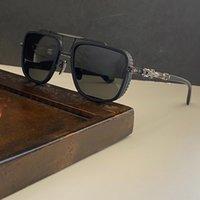 Роскошные дизайнерские очки 2021 Новые Солнцезащитные очки Cody Sanderson Ретро Хромированные Модные Крутые Мужчины Носить Глазную Маску Дизайн Мода Род Y6YD GVWX