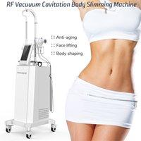 Body Sculpting Shaping Vacuum Massage Slimming Beauty Equipment RF EMS IR Infrared Skin Tightening Massage Fat Reduction Machine