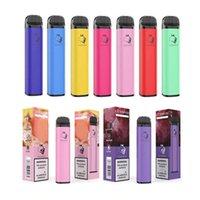 Gunnpod E cigarettes Disposable Vape Pen 2000 Puffs 8.0ml Pre-filled oil Pods device 1250mAh Battery Box Packaging pk PUFF Bar