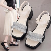 Comfort Shoes For Women Luxury Sandals Suit Female Beige Clear Heels Med Clogs Wedge Buckle Strap Fashion Black High Gladiator G Dress