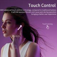 J18 TWS Bluetooth Headphones Stereo True Wireless Headset Earbuds In Ear Handsfree Earphones Ear Buds For Mobile Phone