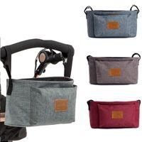 Orzbow 아기 기저귀 가방 출산 배낭 대용량 가방 주최자 아기 유모차 가방 엄마 케어를위한 미라 젖은 기저귀 가방 1159 x2