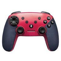Game Controllers Joysticks Paniek Kopen Voor Switch Pro Controller Draadloze Gamepads Gaming Joystick Bluetooth Gamepad Rode kleur