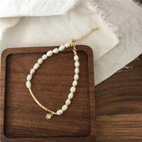 Perle Splice Perlen Armband Einfache Mode Pop Weibliche Schmuckstränge Valentinstag Geschenk Eine gesellschaftliche Versammlung