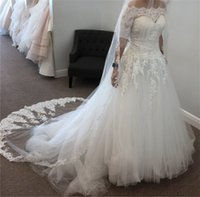 Cascading Venice Lace Appliques Strapless Sweetheart Ball Gowns Wedding Dress with Detachable Jacket Bridal Dress no include veil