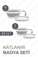 Laundry Bags Washing Bucket, Folding Tub,retractable Bucket. Bath Basin Accordion Foldable Bath, Plastic Bucket