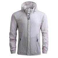 Men's Jackets Men Thin Coat Sun Protection Casual Loose Fashion Jacket Outdoor Travel Breathable UV Pprotection Coats Zip Cardigan