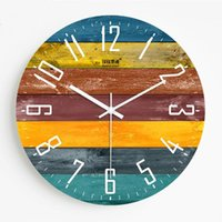 Round Wall Clock For Home Silent Clocks Living Room Decoration Accessories Nordic Quartz Hanging Watch Relojes De Pared