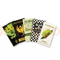 Beautiful des enveloppes de brisage personnalisées diverses conception Packages personnalisés Étiquette imprimée