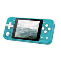 Portable Game Players Q90 3.0 Inch Video Console Retro HD Home Travel Kids Gift Entertainment Built In 2000 Games Music Play For PSP