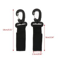 Stroller Parts & Accessories 2pcs Set Hooks Wheelchair Pram Carriage Bag Hanger Hook Baby Strollers Shopping Clip