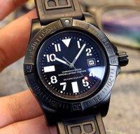 2021 New watch automatic movement black dial 316L rubber strap sapphire strap men's sports