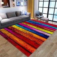 Carpets Creative Europe Type 3D Printing Carpet Hallway Doormat Soft Flannel Bedroom Solid Absorb Water Kitchen Antiskid Mat Rugs