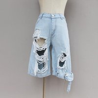 Women Clothes 2021 Fashion Hand-worn Jeans Female Street Personality Left Leg Pants Small Bag Straight Women's
