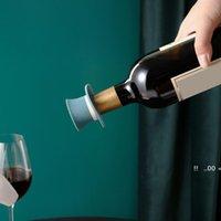 Кухонные барные инструменты винный пробка творческая волшебная шляпа форма силиконовые вина пробки нескользящие силикагель герметичная бутылка пробка EWB6103
