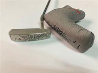The Mystery R-Line Putter Golf Clubs de 33/34/35 pulgadas Eje de acero con cubierta de cabeza Conjunto completo de