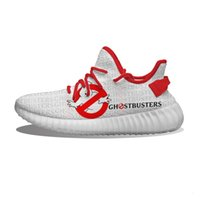 Diy Custom Ghostbusters Logo Running Shoes Mh Printed Mens Womens Trainers Outdoor Sports Sneakers AAD0