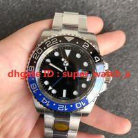 N-V12 Relojes de alta calidad para hombres Marca de lujo Montre de Luxe NE W 3186 Movimiento mecánico integrado 40x13mm 904l Funda de acero de precisión con función súper luminosa