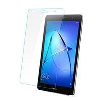 Protetores de vidro temperado para Samsung Galaxy Tab A E 8.0 / 9.6 / 9.7 / 10.1 polegadas Tablet PC Filme