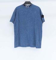 Topstely T-shirts 19fw Polo Basic Manches courtes, Stone Jason Statham T-shirts T-shirts supérieurs Îles Corps M-XXL002