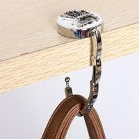 Fashion Butterfly Beetle Purse Handbag Hook Folding Hanger MDD88 Hooks & Rails