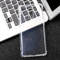 Transparent Shockproof Phone Cases For OnePlus 9 Pro 9R Nord Ce 5G N100 N10 8 8T 7 7T Soft TPU Clear Back Cover Case
