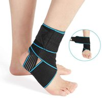 Ankle Support Brace, Adjustable Compression Braces For Sport...