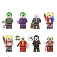 The Joker Mini Minifig Brick Building Blocks Gift Toys Children