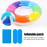 Pool & Accessories 30pcs Adhesive Swimming Pools Patch Repair Kit For Inflatable Boat Air Bed