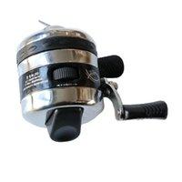 Барабаны BATERCACTING RALE ROWSING / BATERCACTING REEL SOOTWATER Рыбная ловля BL20 S Колес металлическая рыба встроенная линия литья