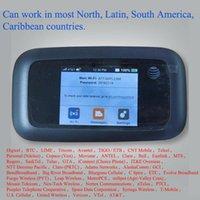Разблокирован ZTE MF923 (ATT Verizon T-Mobile Velocity) 4G LTE маршрутизаторы Мобильная точка доступа
