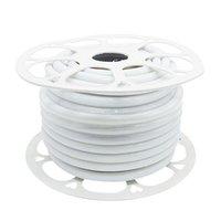 100m / lotto 12 V 24V LED Strip Light NEON flessibile 16mm rotondo a 360 gradi strisce impermeabili