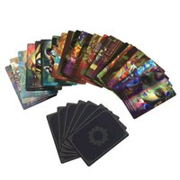 Tarot del Fuego Card Game Deck Oracle Toy Divination Mystery Party Electronic Guide Predicting Brain love POSN