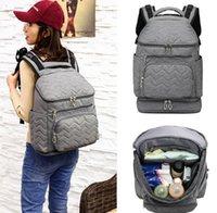 Diaper Bags Baby Mummy Nappy Changing Maternity Bag Stroller Mom Backpack Handbags For Moms Mochila Maternidade Bolso Maternal