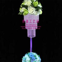 Party Decoration Acrylic Flower Holders Flowers Vase Centerpiece Stand Wedding Table Centerpieces,Christmas Deco Center Piece Racks