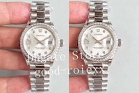 Homens relógios de pulso 28mm senhoras mãe de pérola discar tw fábrica eta assistir automático 2671 movimento ladys 279136 mulheres de aço de cristal