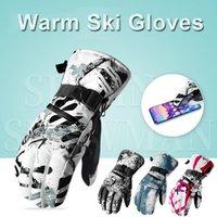 Outdoor Sport Men Women Ski Gloves Ultralight Waterproof Winter Warm Snowboard Motorcycle Riding Glove