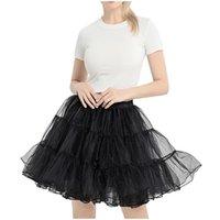 Skirts Women High Waist Lady Pleated Short Skirt Adult Tutu Dancing Clothing Female Jupe Femme Womens Faldas Summer 2021