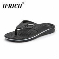 Nuovo arrivo uomini infradito flip flops all'aperto scarpe da acqua estiva designer uomo pantofole da spiaggia leggera flip flops scarpe da spiaggia taglia 40 45 pompe scarpe bianco boo 75HD #
