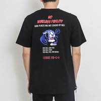 أزياء الصيف الرجال القمصان العلامة التجارية فضفاض النمر رئيس الطباعة قصيرة الإقليم تي شيرت