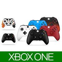 Edición limitada Controladores inalámbricos GamePad Precise Thumb Joystick Gamepads para Xbox One Microsoft X-Box Controller / PC 100% original placa base DHL FASR