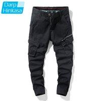 Зимние грузовые брюки открытый Jogger комбинезоны осенью тактические военные пады повседневные борьбы мужчины 100% брюки